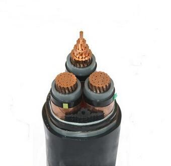 YJV22 X400-35KV 中压机械设备用交联铠装电力电缆