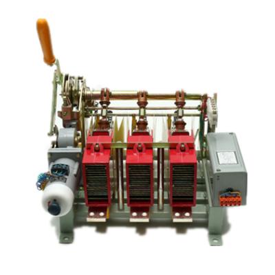 电动式DW16-2000型万能式漏电保护框架断路器